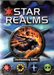 Star Realms Deck Building Game English