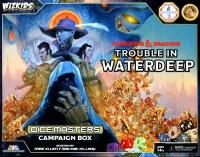 D&D Dice Masters: Trouble in Waterdeep Campaign Box EN