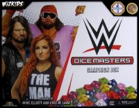 WWE Dice Masters: Campaign Box English