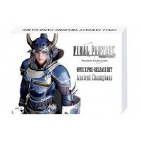 Final Fantasy Opus X Prerelease Kit English