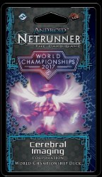 Android Netrunner LCG Corporates WC Deck 2017 - Cerebral Ima