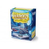Dragon Shield Blue Matte Standard Sleeves (100)