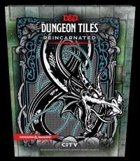D&D Dungeon Tiles City Reincarnated
