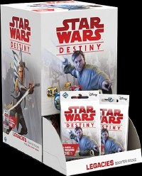 Star Wars Destiny: Legacies Display EN