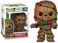 Funko POP! Star Wars Holiday Chewbacca