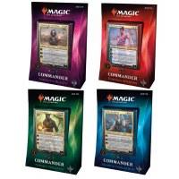 Magic Commander 2018 Bundle DE