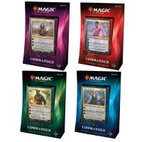 Magic Commander 2018 Bundle EN