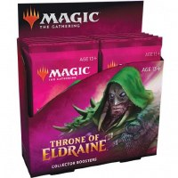 Magic Throne of Eldraine Collector Booster Display English