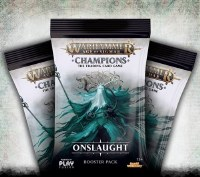 Warhammer Champions TCG Booster EN - Onslaught