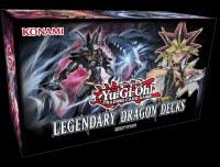 Yu-Gi-Oh Legendary Dragon Deck Deutsch