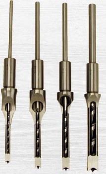 PREMIUM CHISEL & BIT SET 4PC