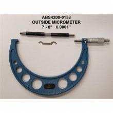 "7 - 8"" OUTSIDE MICROMETER"