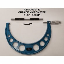 "8 - 9"" OUTSIDE MICROMETER"