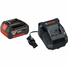 18V STARTER KIT 1 BATTERY & CHARGER