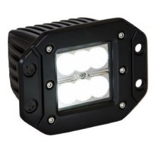 6 LED RECESSED MOUNT FLOOD LT