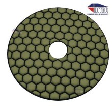 "4"" DRY POLISHING PAD 10000G BL"