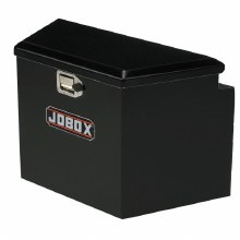 "BLACK STEEL TONGUE BOX 33"""
