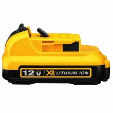 12V MAX XR LI-ION BATTERY