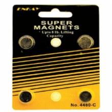 4PC SUPER MAGNETS 8 LBS