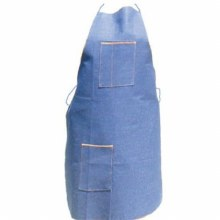 2 POCKET DENIM SHOP APRON