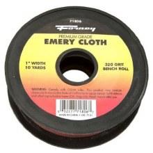 """EMERY CLOTH 1""""X10YD 320 GT"""