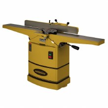 """54HH 6"""" HELICAL HEAD JOINTER, 1HP 1PH"""