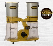 PM1900 3HP 1PH DUST COLLECTOR