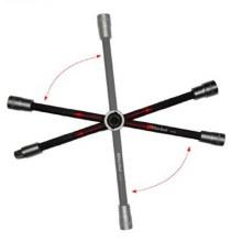 STOW & GO 4-Way HD Lug Wrench