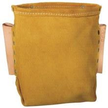 LEATHER BOLT BAG