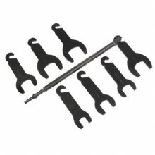 PNEUMATIC FAN CLUTCH WRENCH SET