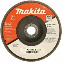 "7"" x 7/8"" MULTI DISC 80G"