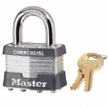 "1¾"" PADLOCK KEYED ALIKE - EACH"