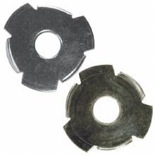 """2"""" to 1/2"""" METAL ADPTR (pair)"""