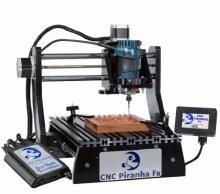 CNC PIRANHA FX WITH V-CARVE DT