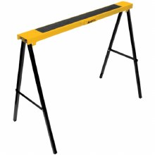 FOLDING METAL SAWHORSE