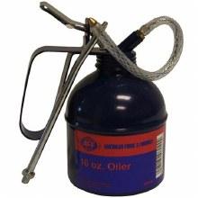 16 OZ. OIL CAN w/SPOUTS