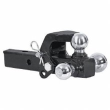TRI-BALL HITCHW/ PINTLE HOOK