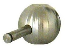 "2"" BALL-CHROME"