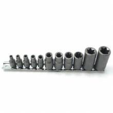 """11 Pc. """"E"""" Series Torx Socket Set"""