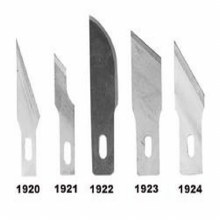 REPL BLADES FOR HOBBY KNIFE