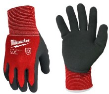 XL CUT LVL 1 INSUL. GLOVES