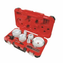 28pc HOLE SAW KIT