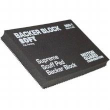 BBS-1 BACKER BLOCK SOFT