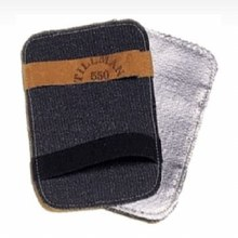 DOUBLE LAYER BACK HAND PAD