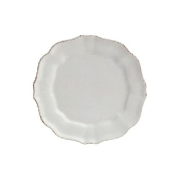 Impressions White Salad Plate