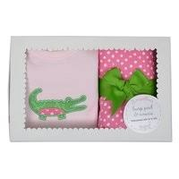 Pink Alligator Box Set