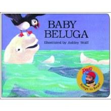 Baby Baluga Book