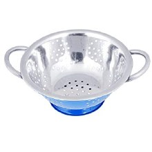 Punched Stainless Colander