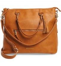 Cognac Boss Bag Backpack