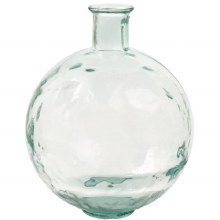 Clear Bulb Bottle